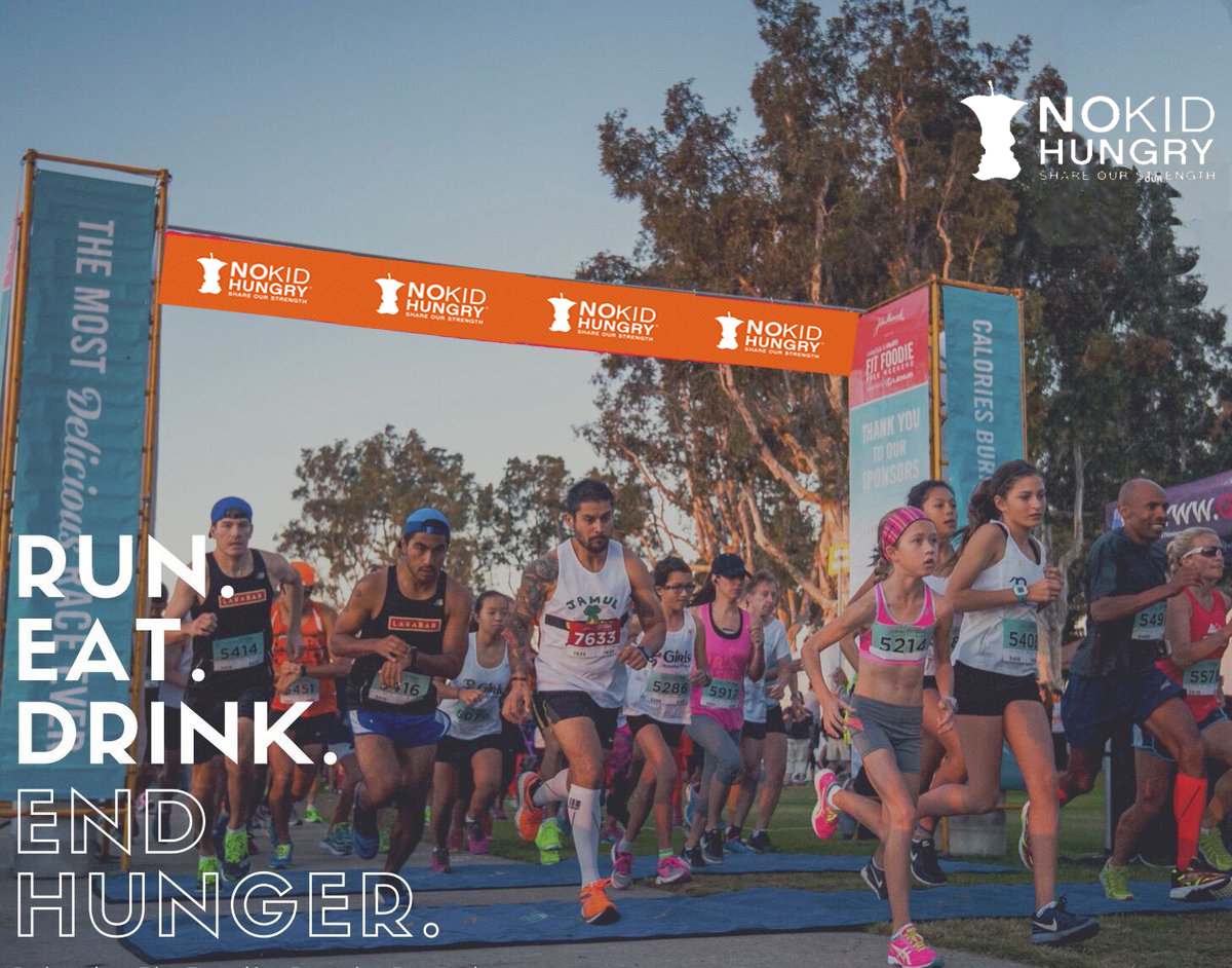 2nd Annual Friendsgiving 5K  Race for No Kid Hungry – October 19,2019