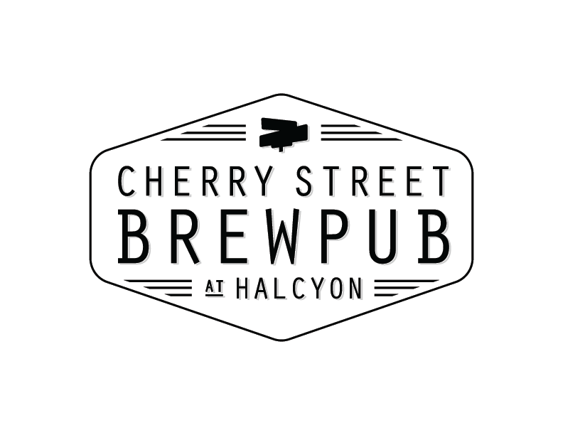 BRONZE SPONSOR CHERRY STREET BREWPUB AT HALCYON